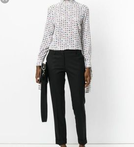 Rare, Equipment Aurora tie silk blouse, S
